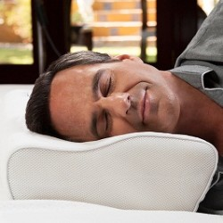 How Contour Pillow Help in Neck and Back Pain?