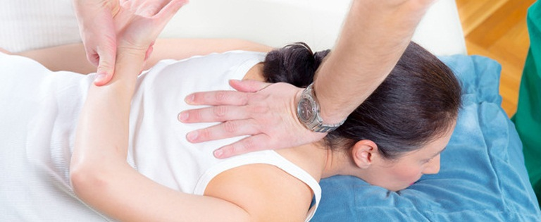 Physical therapy for neck and back pain