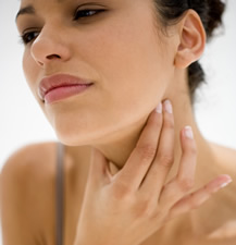 Neck Pain When Swallowing