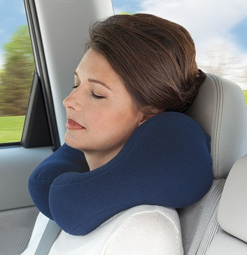 10 Best Travel Pillows For Long Flights And Car In 2019