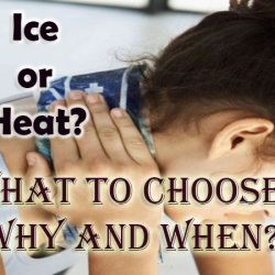 Ice or Heat: Which is A Better Option for Neck and Back Pain Treatment?