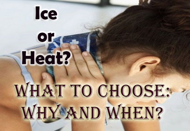 Ice or Heat for Neck Pain
