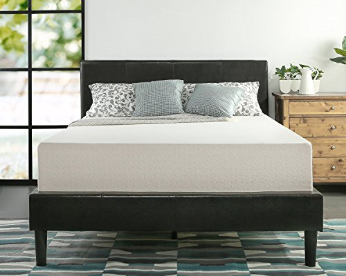 if you are on the lookout for a good mattress that can alleviate all your body pain problem consider zinus memory foam green tea mattress
