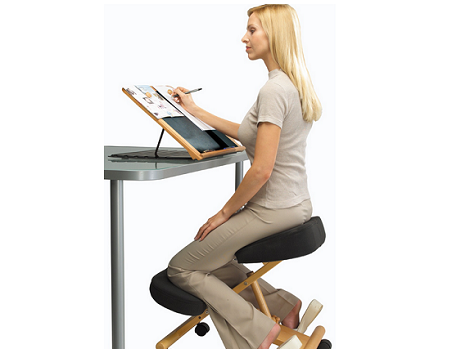 Excellent How An Ergonomic Kneeling Chair Can Heal Your Bad Back Neck Pabps2019 Chair Design Images Pabps2019Com