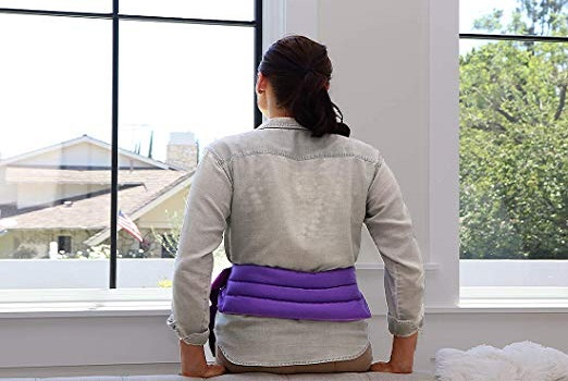 Wearable Heating Pad for Back